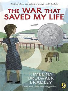 The war that saved my life ebook by kimberly brubaker bradley 2015