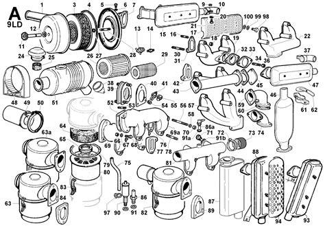 9ld 561 2 Repuestos Para Motores Lombardini 9ld 561 2