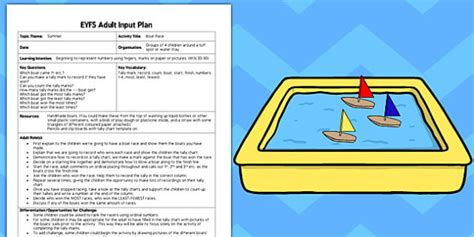 boat pictures twinkl boat race eyfs adult input plan and resource pack early