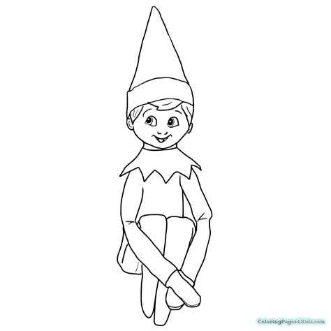 elf on the shelf pet coloring pages elf on the shelf with pet coloring pages coloring pages