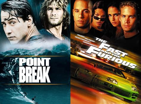 fast and furious vs point break why point break and fast and furious are the same movie