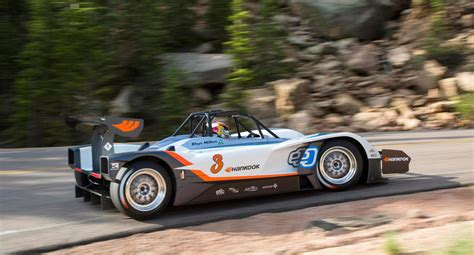 Fastest Horsepower Car by 1386 Horsepower Electric Car Poised For Pikes Peak Victory