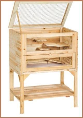 gabbie grandi per criceti gabbietta per esterni in legno per roditori e altri