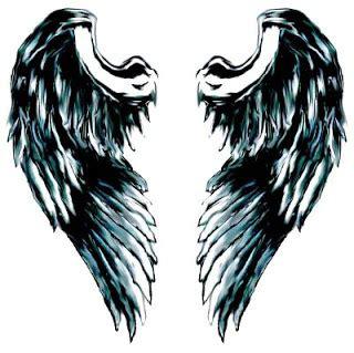 gambar gambar sayap malaikat  keren  terbaru