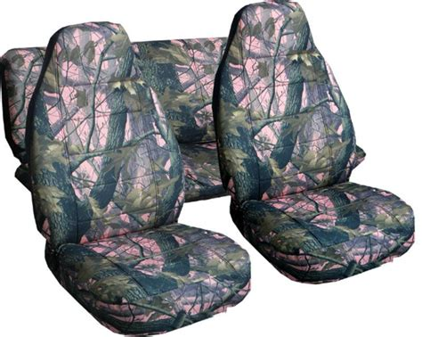 Pink Camo Seat Covers For Jeep Wrangler Purchase Jeep Wrangler Yj Camo Pink Tree Design Front Rear