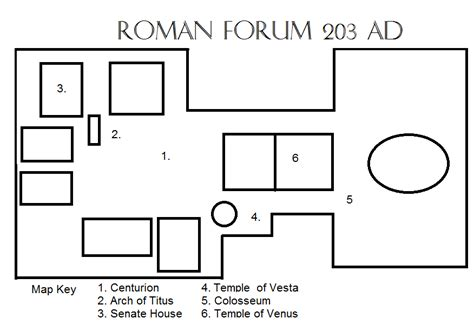 House Map Drawing rome 3d