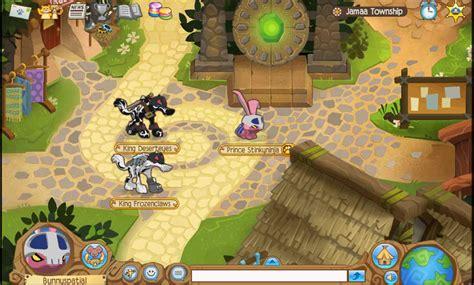 animal jam  multiplayer  games