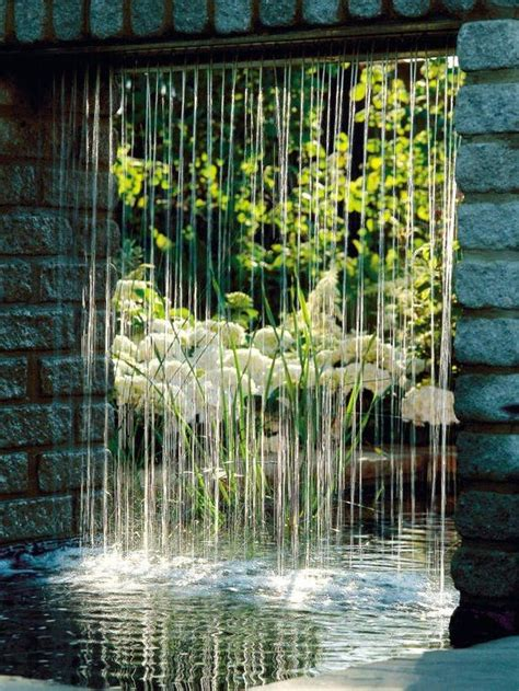 diy backyard fountains and waterfalls waterfall garden diy 1 how to organize