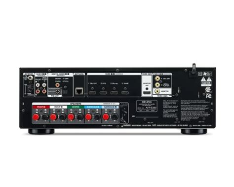 denon avr e300 5 1 channel 3d pass through and networking