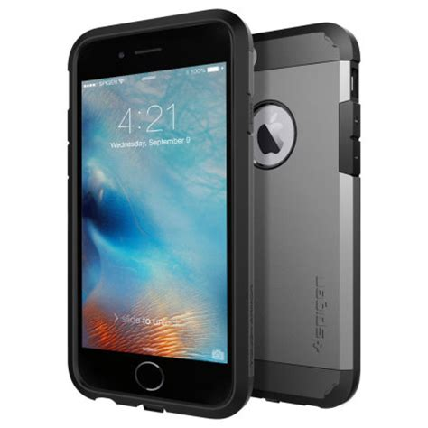 spigen tough armor volt iphone  wireless charging case