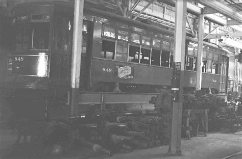 upholstery repair new orleans new orleans streetcars 1950 1956 charles howard photos