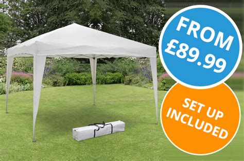 gazebo to hire 3x3 gazebo