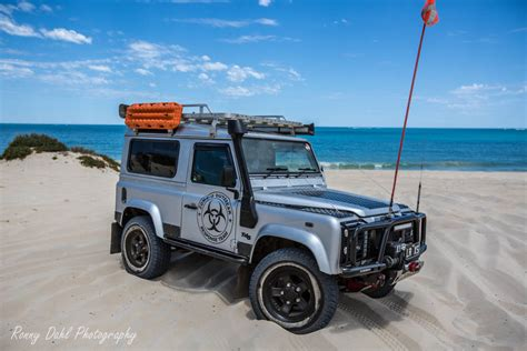 modified land rover land rover defender 90 modified