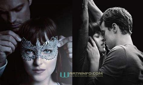 film barat adegan hot film erotis hollywood fifty shades of grey akan dibuat