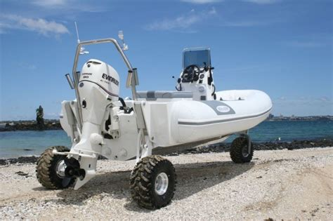 inflatable boat beach wheels dinghy wheels do they really work page 2 cruisers