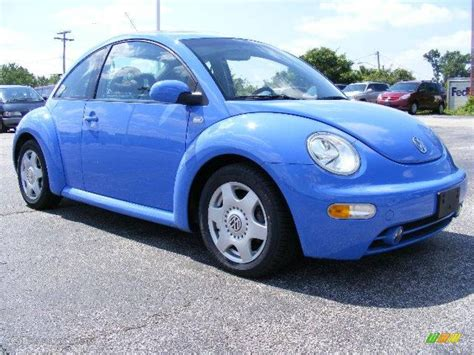 volkswagen bug blue vw beetle blue