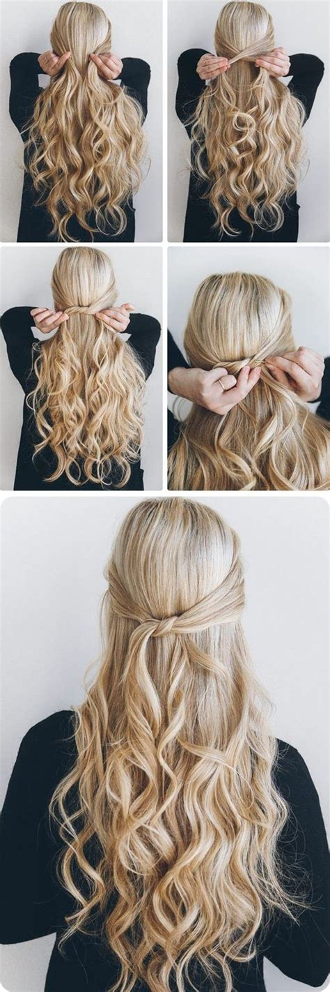 Hairstyles For School Hair by 25 Best Ideas About Easy School Hairstyles On