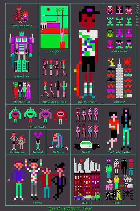 mincraft graphic design pixel gif  gifer  thordigamand