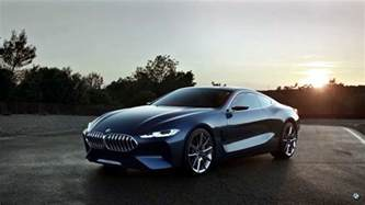 Bmw Pics Are Shocked To See Bmw 8 Series Concept In New Promo