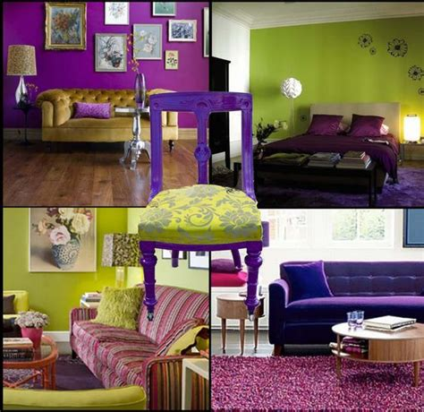 Purple Rooms Green by Cool Lime Green Purple Room Ideas Crafty