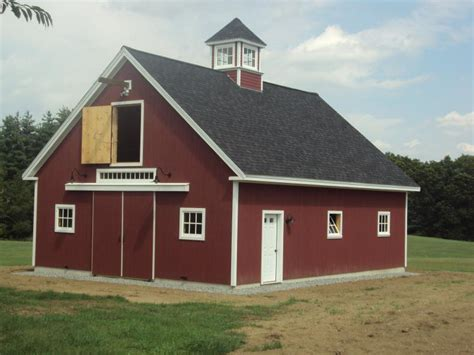 barns designs american barns for your horses cool shed design