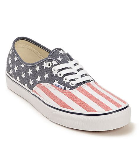 Vans Gift Card Number - vans authentic van doren stars stripes skate shoes mens at zumiez pdp