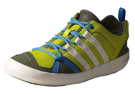 Adidas Climacool Boat Lace Original 100 Adidas Climacool Boat Lace Semi Solar Yellow Chalk White