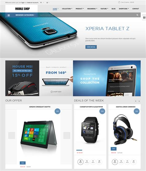shopify themes kingdom 10 of the best shopify themes for electronics stores down