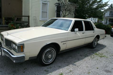 1985 oldsmobile eighty eight pictures cargurus
