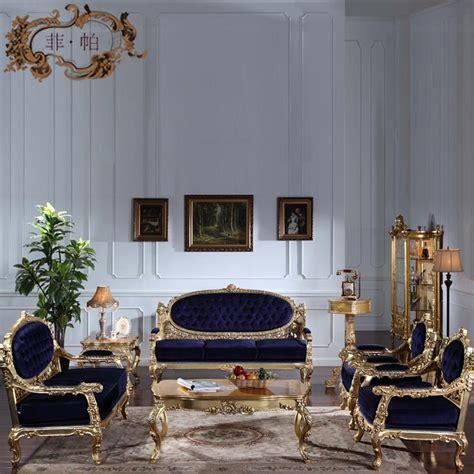 2018 high end classic living room furniture european