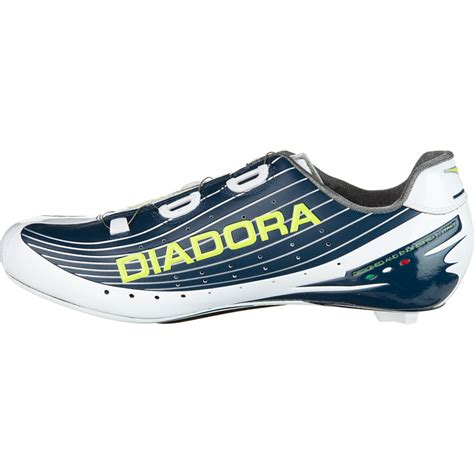 diadora road bike shoes diadora vortex pro movistar cycling shoe ebay