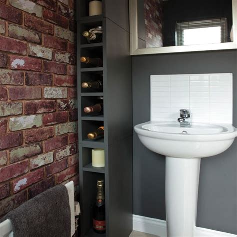 wallpaper effect bathroom bathroom housetohome co uk