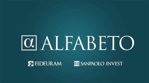 www fideuram it contenuti alfabeto fideuram