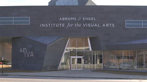 abroms engel institute for the visual arts wbrc magic