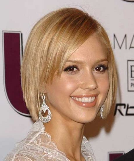 2015 hairstyles for fine straight hair for women over 60 with a full face short straight hairstyles 2015