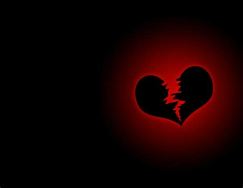 wallpaper dark heart broken hearts wallpaper 97985 at love wallpapers 1080p