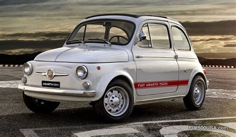 abarth 595 50th anniversary to debut fiat 500 usa