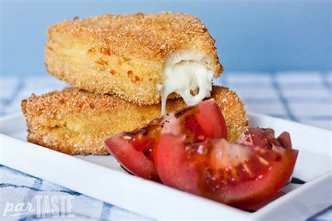 mozzarella in carrozza mozzarella in carrozza say cheese italian recipes by