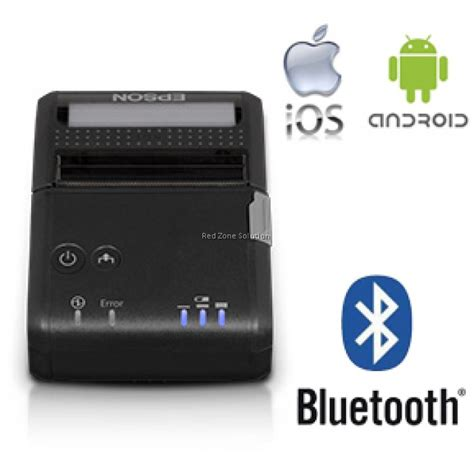 Printer Bluetooth Second epson mobilink p20 2inch mobile bluetooth receipt printer support ios andriod