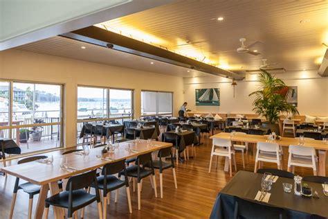 kirribilli skiff club restaurant photo gallery sydney flying squadron