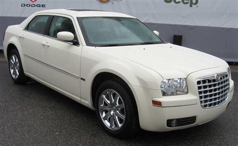 Chrysler M300 File 2008 Chrysler 300 Jpg
