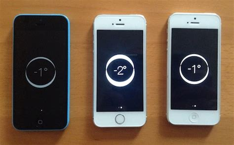 iphone  bosch beschleunigungssensor fuer ungenaue