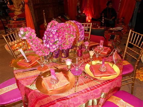Fusion Decor Delights!   Montreal Wedding Planner, An