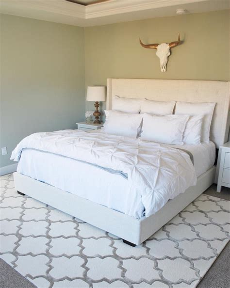 rugs under beds review of the edison nickel area rug paint the world