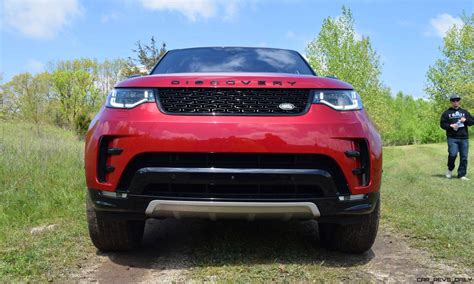 original land rover discovery 2018 land rover discovery off road first drive