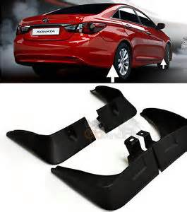 Truck Accessories Houston I45 New Splash Mud Guards Mud Flaps For Hyundai I45 Yf