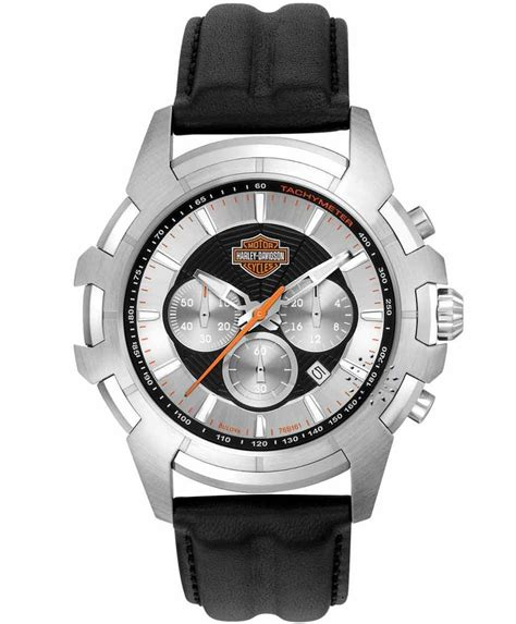 Harley Davidson Chronograph Hd6620 Leather 72 best s h d watches images on bulova