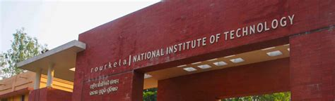 Nit Rourkela Mba 2017 by Nit Rourkela Hiring Four Ad Hoc Faculty With