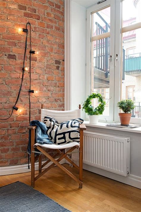how to decorate wall best 25 brick wall decor ideas on pinterest the brick