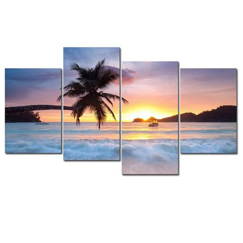 home decor wall posters framed poster picture landscape canvas print photo